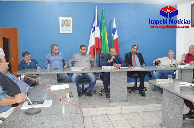 Vereadores de quatro cidades se unem para pressionarem empresa responsável pela barragem de Itapebi 1