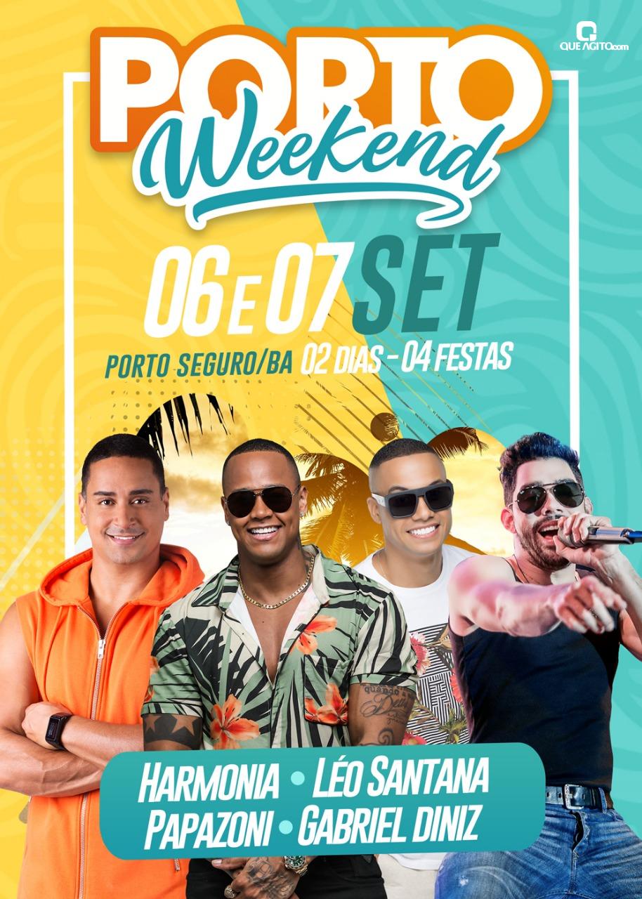 Porto Weekend 2019 - Porto Seguro-BA 1