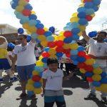 Primeira Caminhada de Conscientização do Autismo em Eunápolis 16