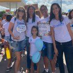 Primeira Caminhada de Conscientização do Autismo em Eunápolis 29