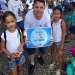 Primeira Caminhada de Conscientização do Autismo em Eunápolis 15