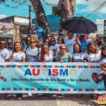 Primeira Caminhada de Conscientização do Autismo em Eunápolis 20