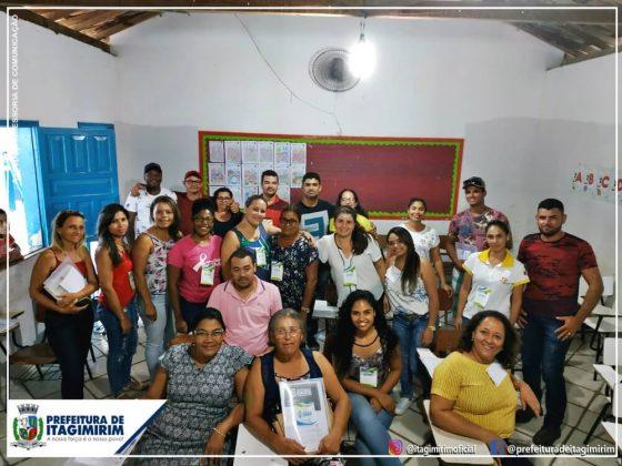 UNIÃO BAIANA SEDIA PRÉ-CONFERÊNCIA MUNICIPAL DE SAÚDE 9