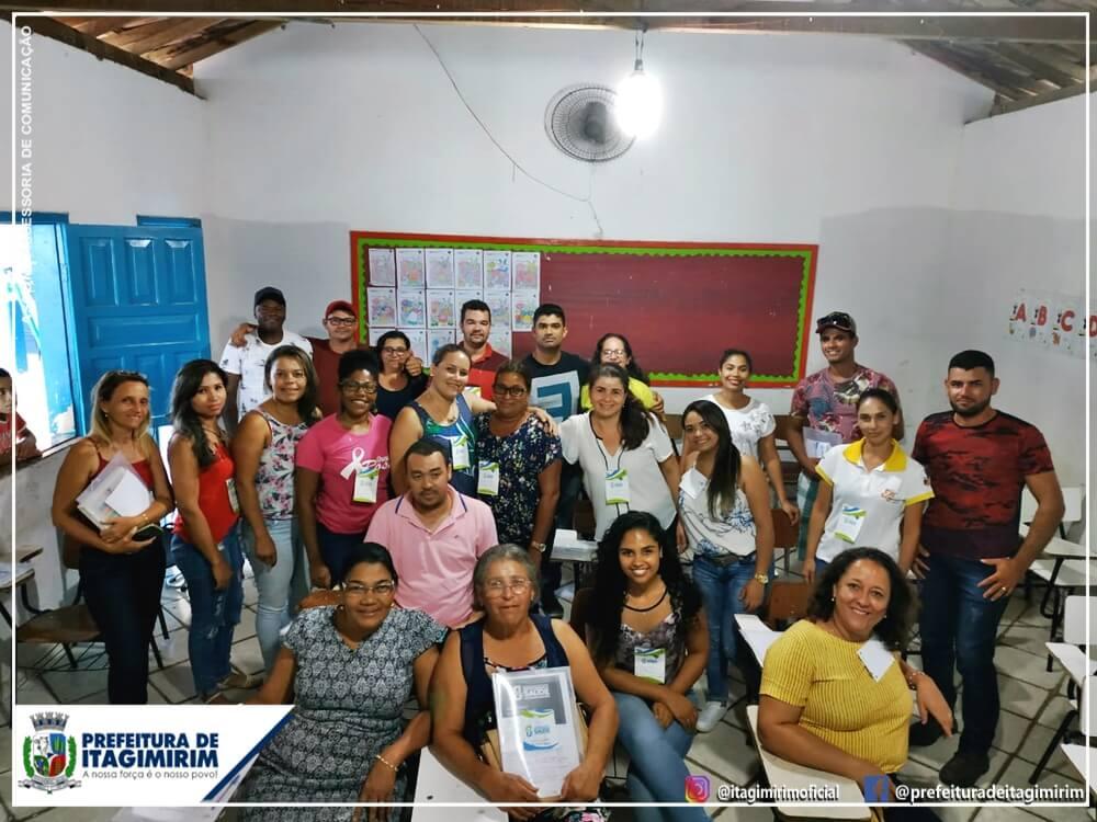 UNIÃO BAIANA SEDIA PRÉ-CONFERÊNCIA MUNICIPAL DE SAÚDE 3