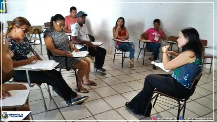 UNIÃO BAIANA SEDIA PRÉ-CONFERÊNCIA MUNICIPAL DE SAÚDE 13