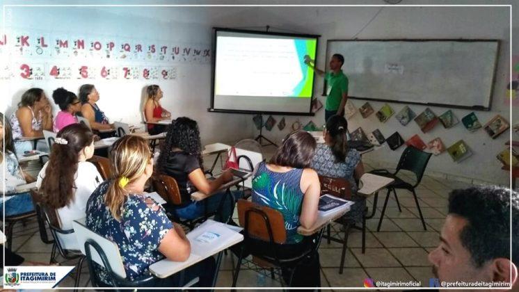 UNIÃO BAIANA SEDIA PRÉ-CONFERÊNCIA MUNICIPAL DE SAÚDE 11