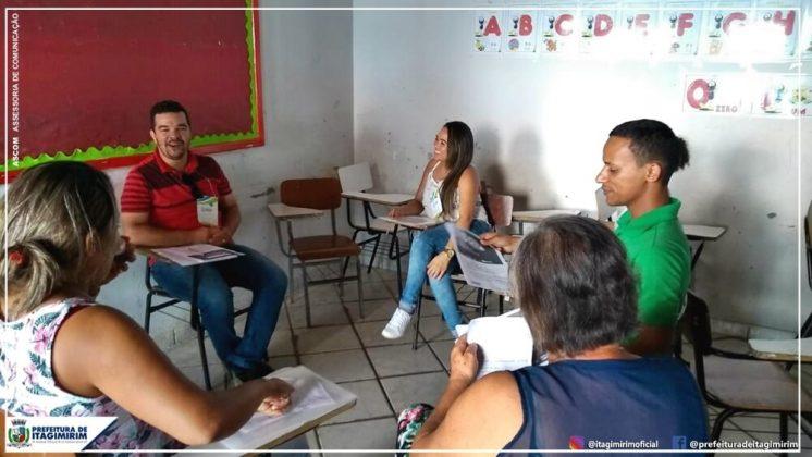UNIÃO BAIANA SEDIA PRÉ-CONFERÊNCIA MUNICIPAL DE SAÚDE 12