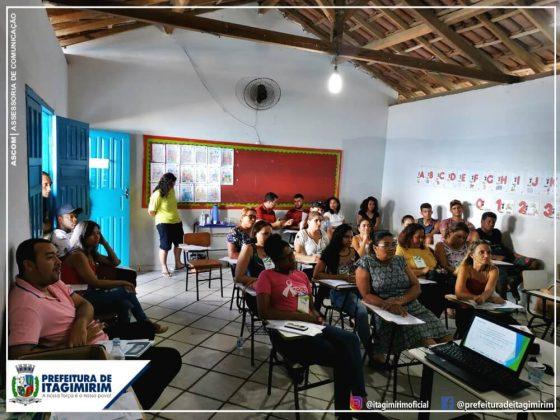 UNIÃO BAIANA SEDIA PRÉ-CONFERÊNCIA MUNICIPAL DE SAÚDE 8