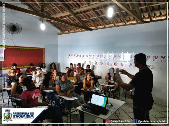 UNIÃO BAIANA SEDIA PRÉ-CONFERÊNCIA MUNICIPAL DE SAÚDE 7