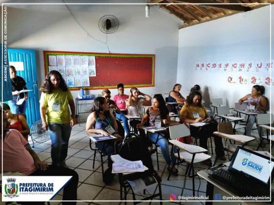 UNIÃO BAIANA SEDIA PRÉ-CONFERÊNCIA MUNICIPAL DE SAÚDE 4
