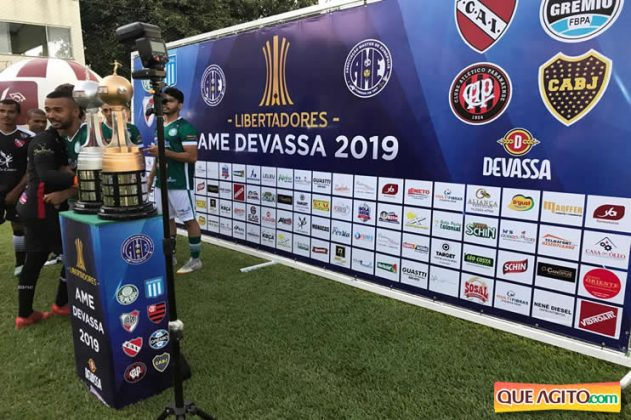 Sucesso absoluto abertura oficial da Libertadores AME Devassa 2019 18