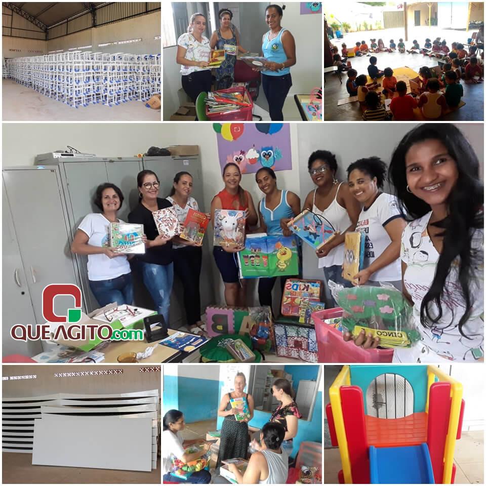 Prefeitura de Itabela investe cerca de R$ 1,5 milhão em mobiliários e livros infantis 1