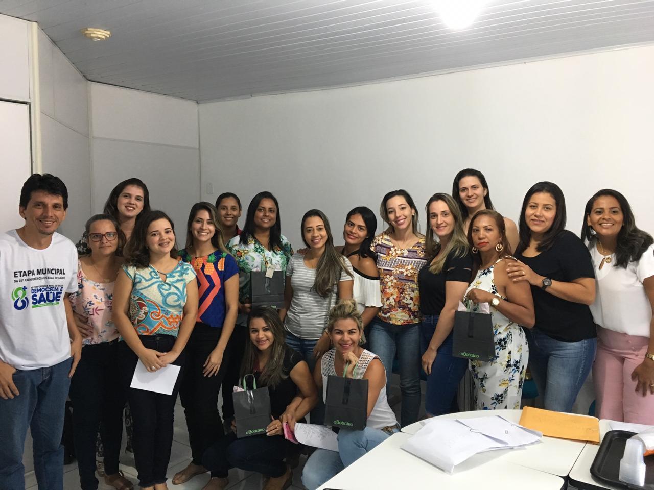 Secretaria de Saúde de Itabela presta homenagem ao Dia do Enfermeiro 1