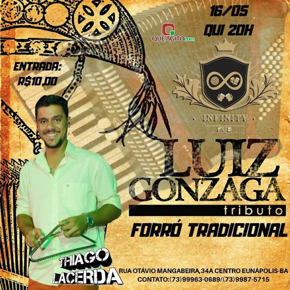 Luiz Gonzaga Tibuto forró tradiciona - Infinity Pub- Eunápolis 1