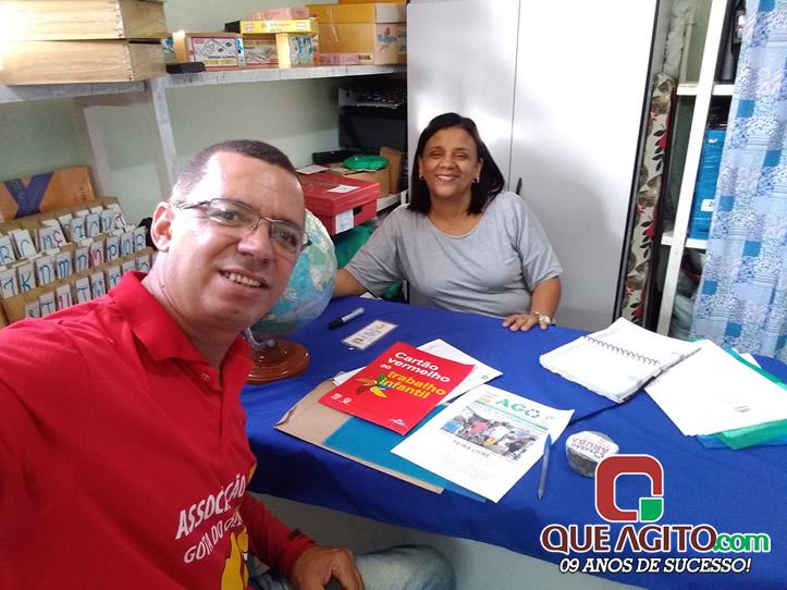 Projeto de educação ambiental é implantado em escola municipal de Eunápolis 1
