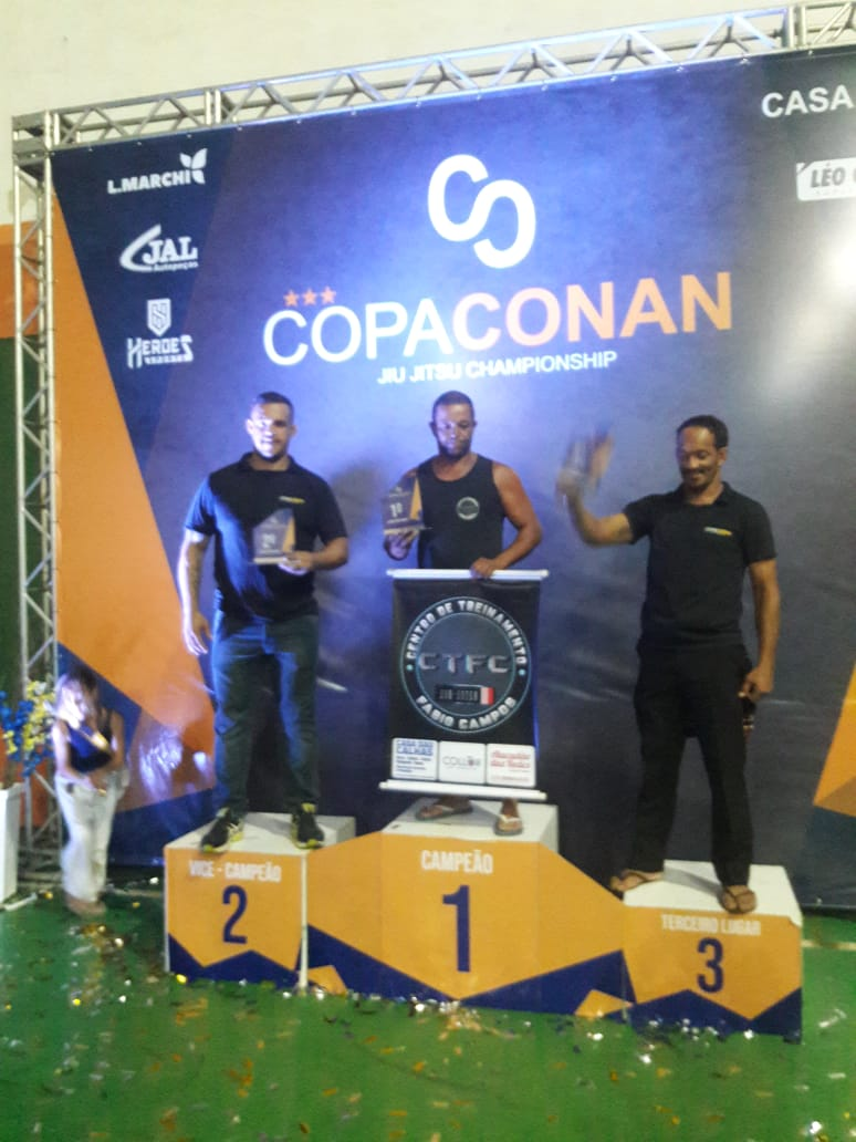 Equipe CFTC é campeã na Copa Conan, em Eunápolis 1