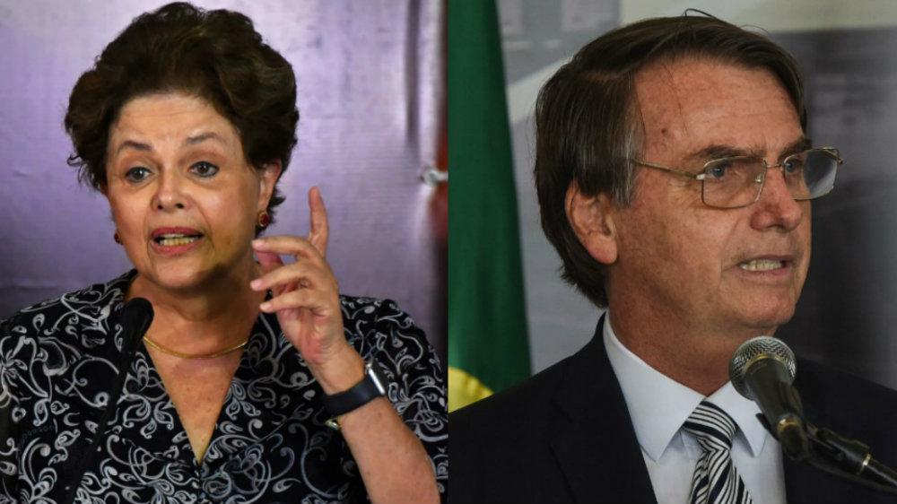 Dilma vai processar Bolsonaro por declaração do presidente nos EUA, diz jornal 1
