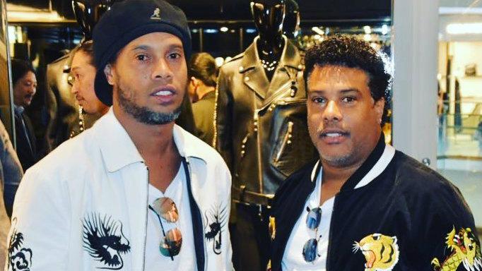 STJ nega devolver passaporte de Ronaldinho e Assis 1