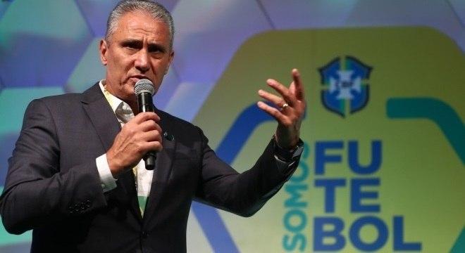 Sem surpresas, Tite convoca os 23 jogadores para a Copa América 1