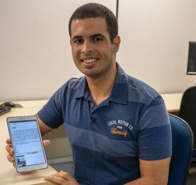 Estudante baiano cria aplicativo que auxilia na preparação para o Enem 1