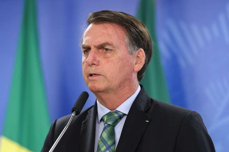 Bolsonaro afirma que é função do presidente demarcar terra indígena 30