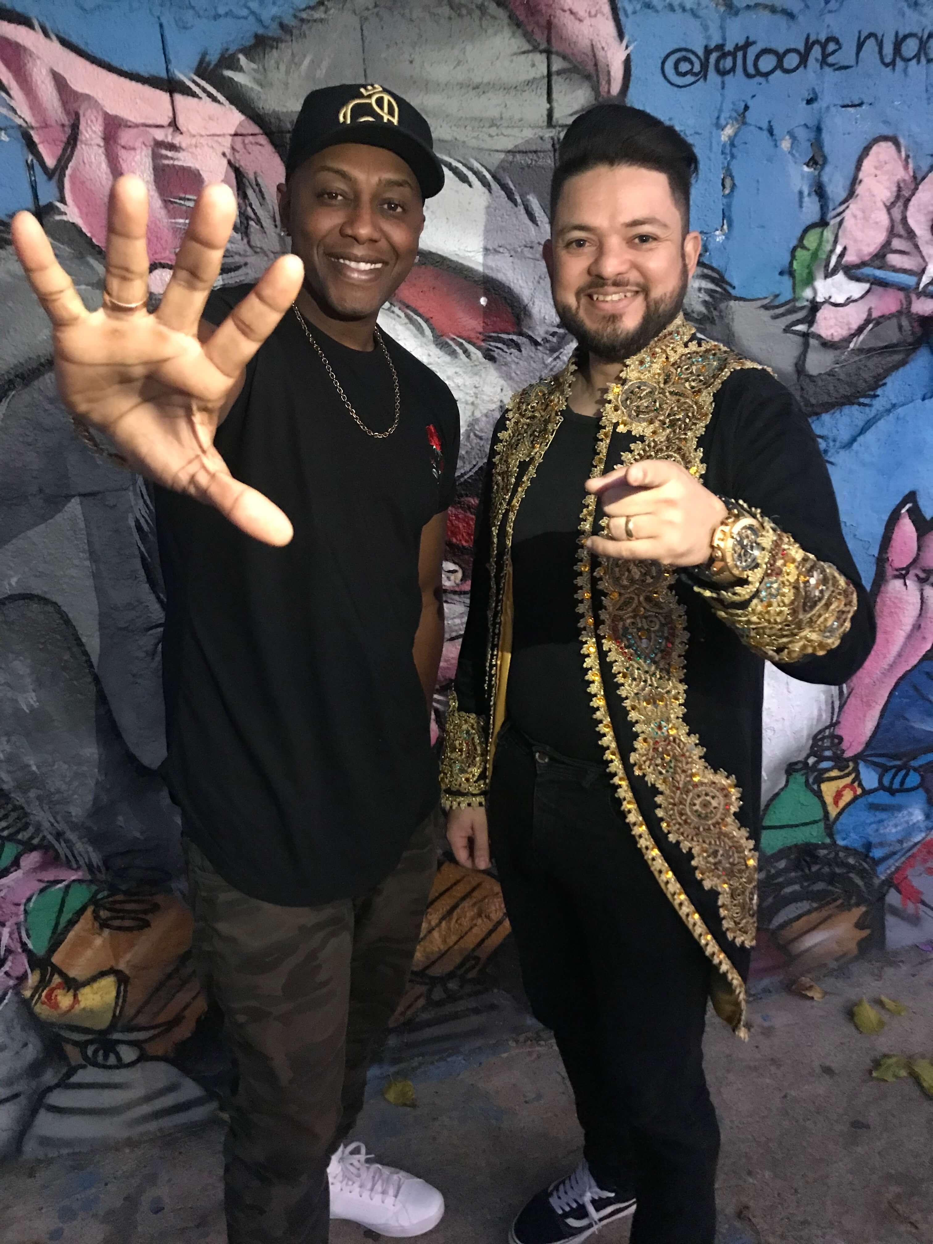 Parceria entre ex-Balão Mágico e DJ Juninho Portugal Dejavú promete sacudir as pistas com arrocha-funk 2