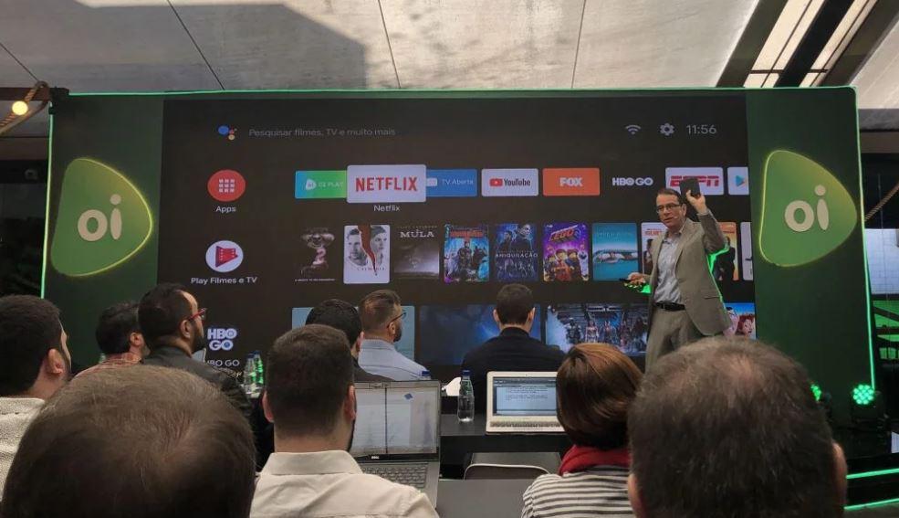 Oi anuncia Streaming Box com Android TV por R$ 480 1