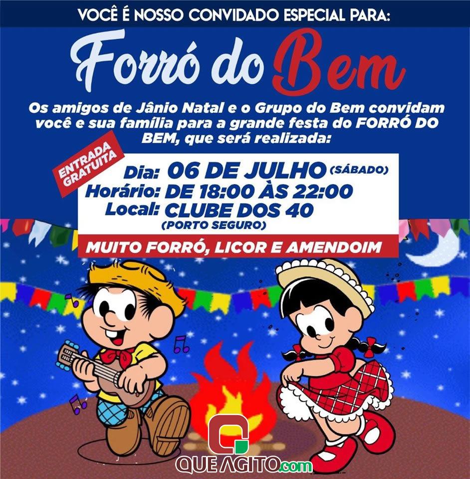 Neste sábado você é nosso  convidado especial para Forró do Bem  Entrada Gratuita /  Porto Seguro /BA 1