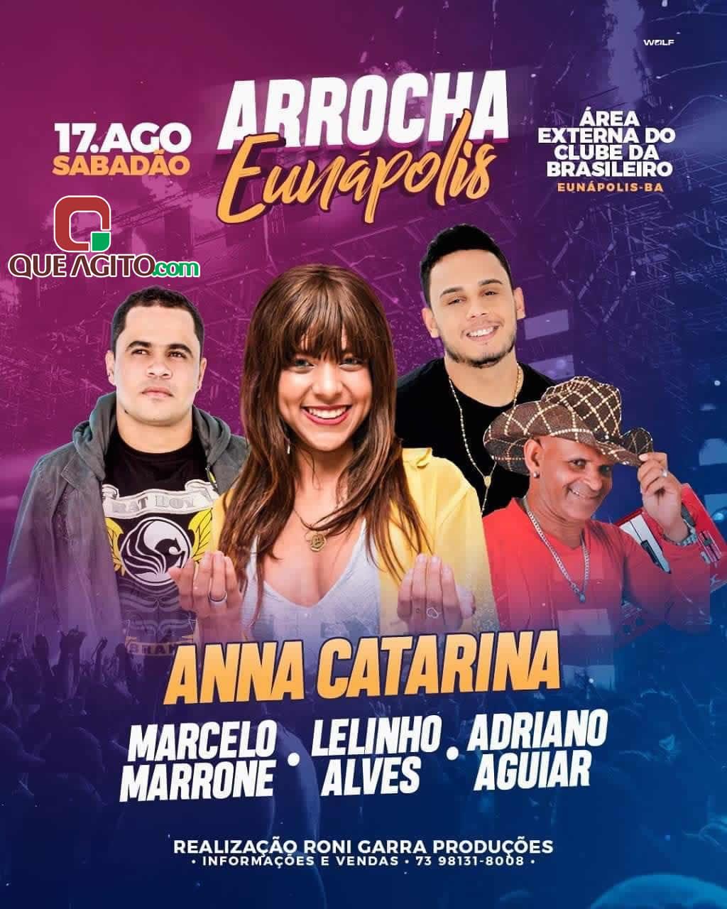 ARROCHA EUNÁPOLIS-  ÁREA EXTERNA DO CLUBE DA BRASILEIRO 1