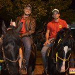 Trio da Huanna, Sinho Ferrary e Yara Silva animaram a 19ª Cavalgada do Boinha 556