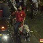 Trio da Huanna, Sinho Ferrary e Yara Silva animaram a 19ª Cavalgada do Boinha 600