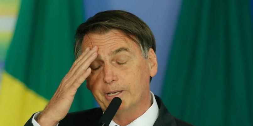 """Bolsonaro critica frota de aviões e dispara: """"Cada ninho de ratos que toco fogo, mais inimigos coleciono"""" 1"""