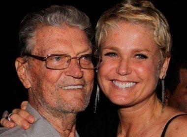 Xuxa decide doar pensão para viúva que cuidou do pai até a morte 22