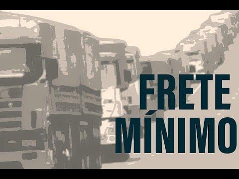 Já estão em vigor as novas regras do frete mínimo para caminhoneiros 1