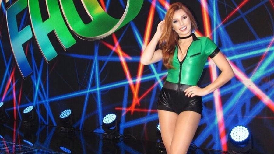 """Bailarina demitida diz que recusou promoção do Faustão: """"Não era meu dom"""" 31"""