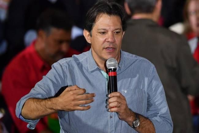 Justiça eleitoral condena Haddad por caixa 2 em 2012; petista pode recorrer 38