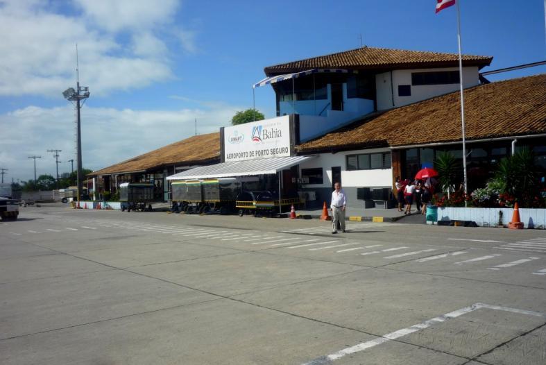 Grupo alemão dono do Campo Bahia, analisa áreas para construção de novo aeroporto 1