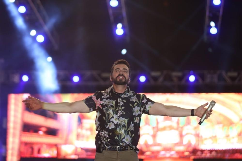 Padre Fábio de Melo anuncia que vai parar de fazer shows no fim do ano 1