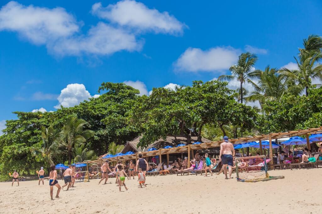 Porto Seguro Praia Resort oferece cadeira anfíbia para hóspedes com deficiência 1