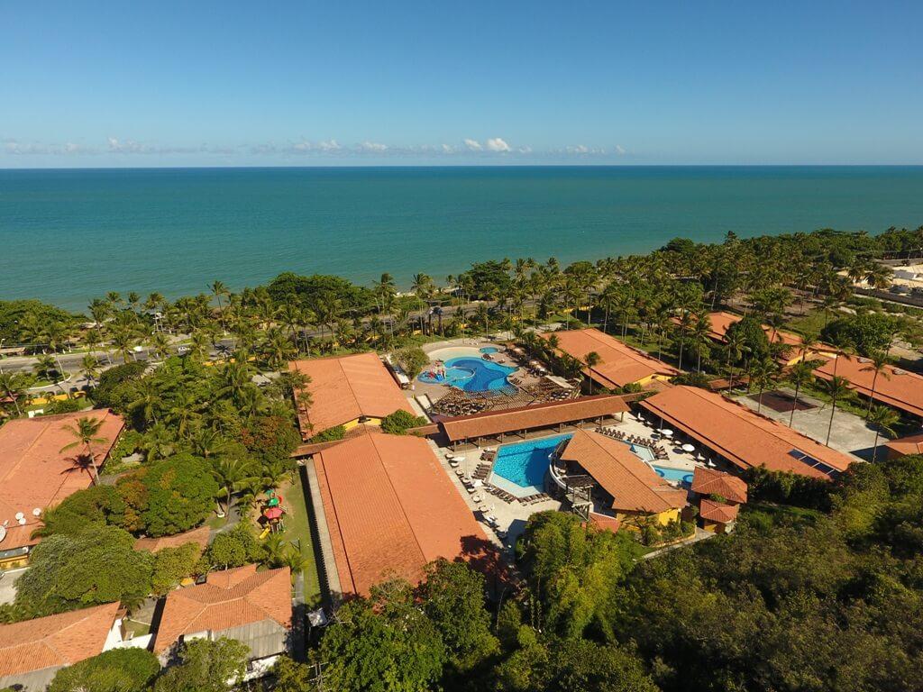 Porto Seguro Praia Resort oferece cadeira anfíbia para hóspedes com deficiência 3