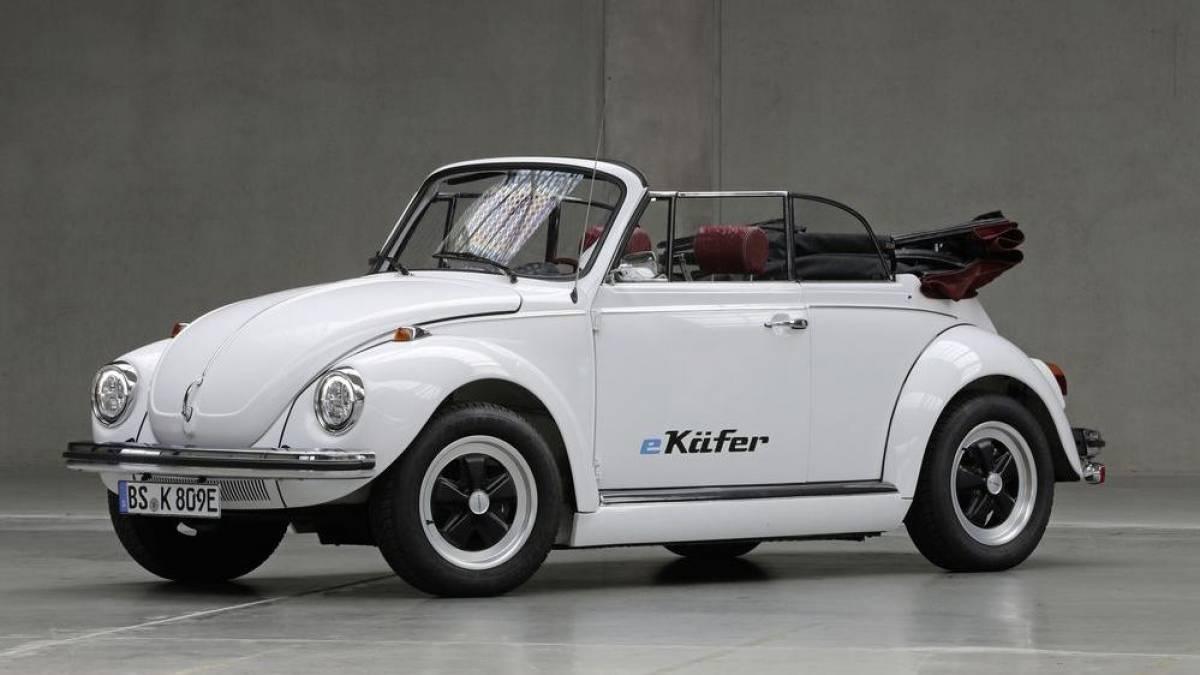 Volkswagen vai converter fuscas em carros elétricos e já anuncia preço do modelo 44