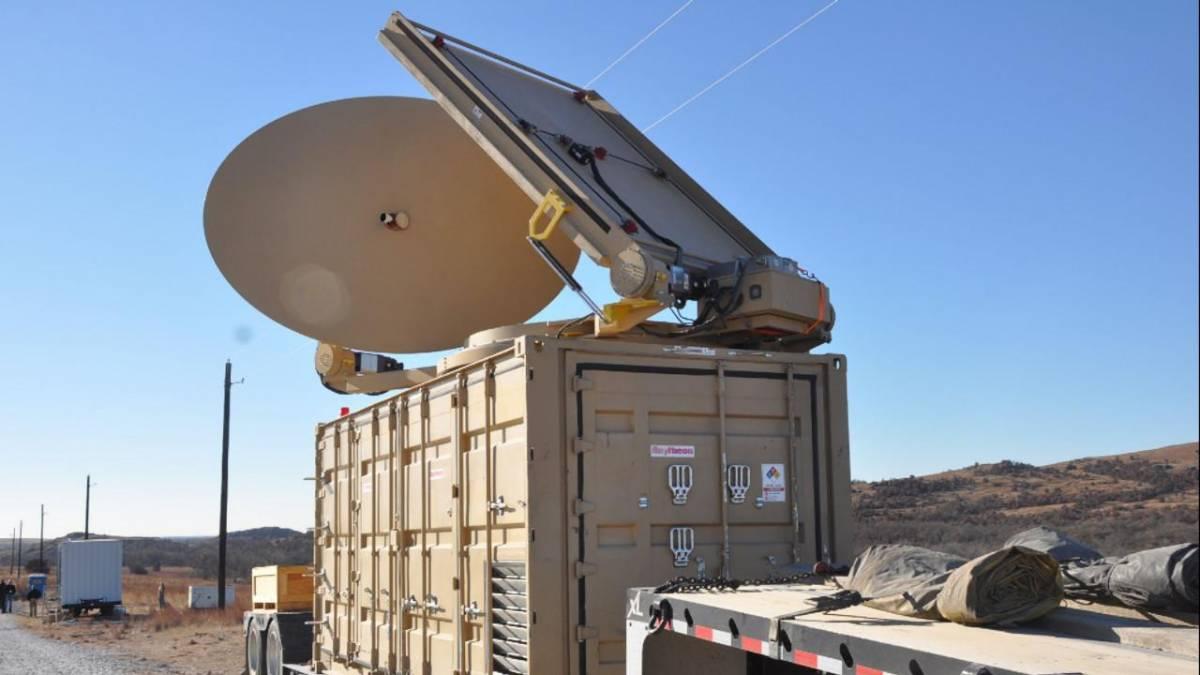 Força aérea dos EUA inicia testes com canhão de microondas 40