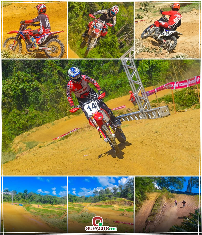 Disputa forte no Motocross em Camacã 2019 1