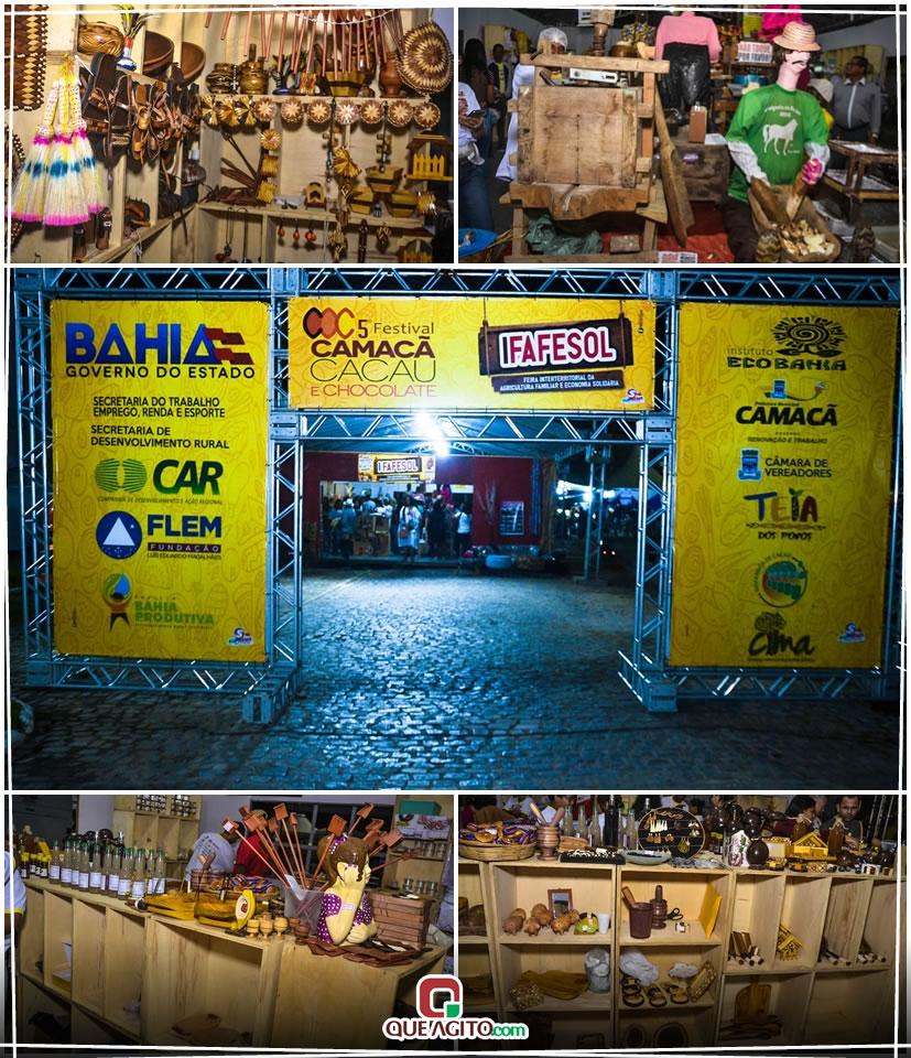 Camacã: Feira do Chocolate é oficialmente aberta 1