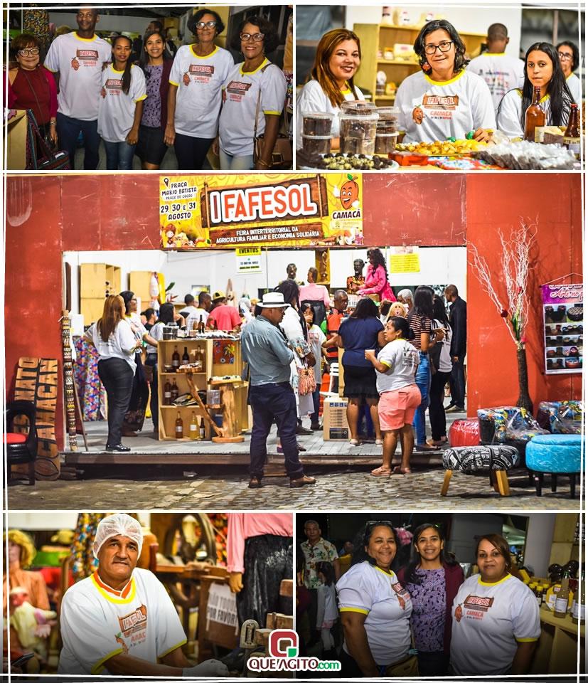 Camacã: Feira do Chocolate é oficialmente aberta 2