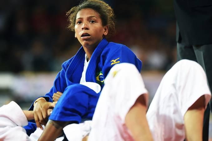 Judô: campeã olímpica Rafaela Silva é flagrada em exame antidoping 1