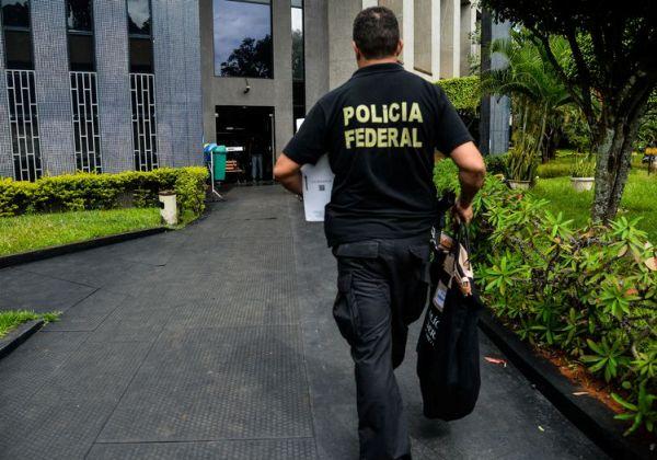 Operação da PF investiga venda de sentenças na Bahia 1