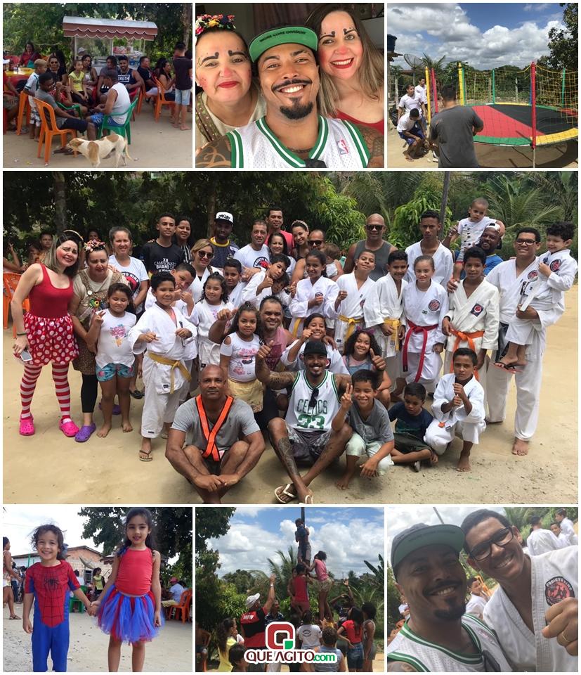 I Encontro do Dia das Crianças do Alto da Boa vista em Eunápolis. 1