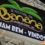 Nem mesmo a chuva conseguiu tirar o brilho da abertura do 32º Festival da Banana que contou com diversas atrações 146