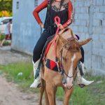 3ª edição da Cavalgada das Mulheres contou com show de 100 Parea e muito mais 14